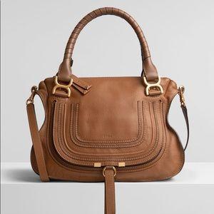 Chloe marcie medium nutshell satchel